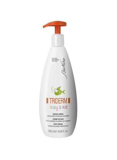 BioNike BioNike Triderm Baby and Kid Bath Cream 500ml Renksiz